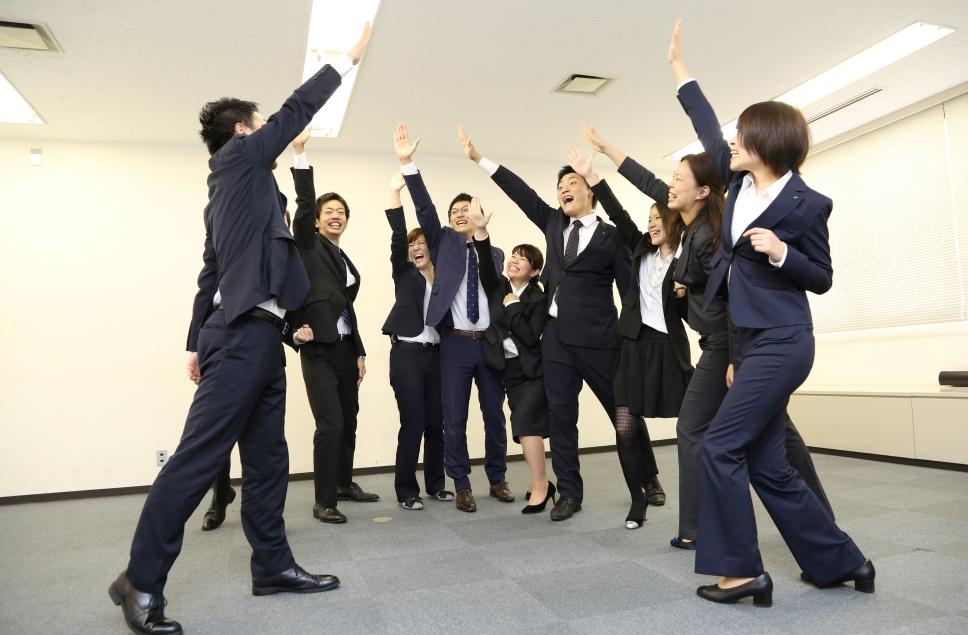 3年目以上の優秀な社員に愛社精神が育まれ、定着しなければ、事業は発展しません。